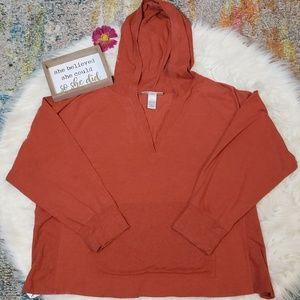 Lane Bryant Hooded Tshirt Sz 22/24